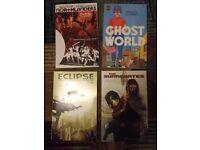 Comics / graphic novels - DMZ, Exterminators and more