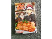 Food Wars Volume 01 - Unread