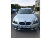 BMW, 5 SERIES, SE diesel, 2007, Semi-Auto, 2993 (cc), 4 doors
