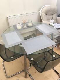 2 Ikea Tobias Chairs