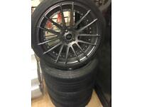20 inch Original JUDD alloys with tyres both in mint condition