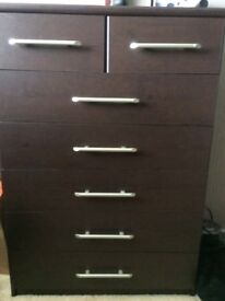 Chest of Drawers £20 - pick up only