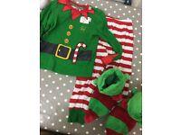 Christmas PJs & Slippers