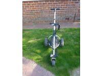 Golf Trolley (Not electric) - Motocaddy S1 - £35