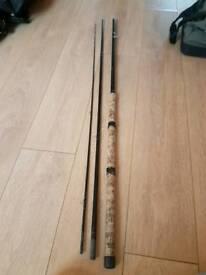 Daiwa sensor match rod