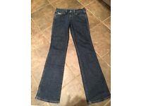 Women's DIESEL Bootcut Jeans Size W29 L34 Excellent condition