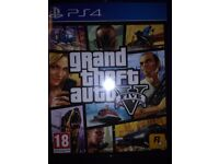 Still sealed GTA 5 for the ps4