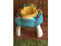 ELC Blossom farm stand and play musical activity station RRP £75