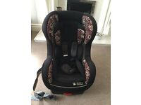 Baby weavers isofix group 1 car seat