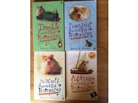 "4 ""According to Humphrey"" books by Betty G Birney:"