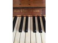 IBACH SOHN upright piano