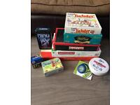 Board Game Bundle - COMPLETE, some new