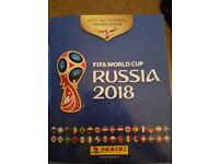 WORLD CUP STICKERS **Up-Dated 17/06/18 11.30pm