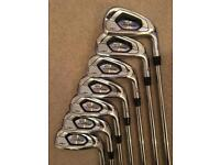 Titleist 718 AP3 Irons (4-PW) AMT Black Stiff