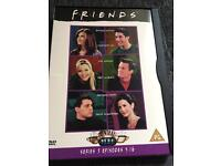 Friends Series 3 Episodes 9-16