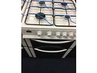 Bush gas cooker ,new 60 cm only £245.00