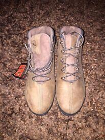 Timberland pro walking/safety boots