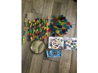 Large bundle of Geomag, magnetic pieces