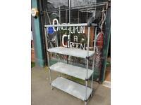Heavy Duty Metal Shelves- Garage / Workshop / Storage