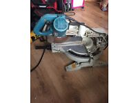 Makita sliding chopsaw