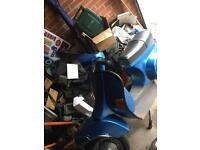 Vespa PK100 XL smallframe