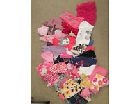Girls 18-24 months clothing bundle (over 60 items)