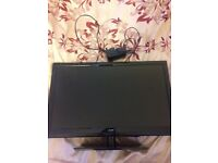 22 Inch Alba Full HD LED TV with Built in DVD Player