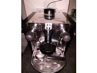 Fracino cherub coffee machine espresso