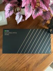 NVIDIA GeForce RTX 3090 Founders Edition Brand New
