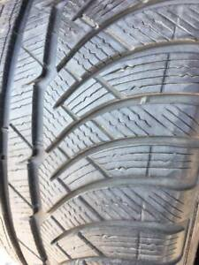 225/40/18 Michelin pilot alpin4   5-7/32