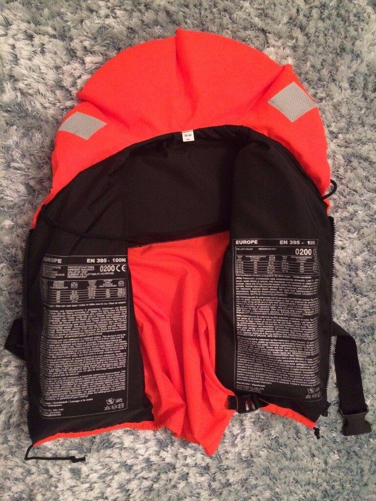 Children's Life Jacket 30-40 kg