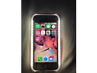 iPhone 5s for sale cracked screen