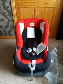 Brand New BRITAX Child Car Seat First Class Plus 0-18Kg,Relisted drop in Price£95!BRGAIN,RRP£229.99!