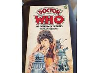 Doctor who and the destiny of the daleks book