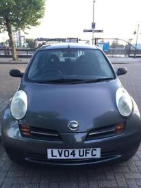 NISSAN MICRA (PERFECT CONDITIONS)