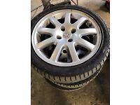 "16"" Alloy Wheels Peugeot 4x108"