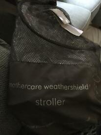 Mothercare Weathershield Stroller