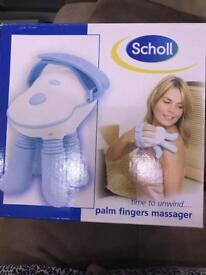 Scholl Palm Finger Massager