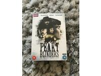 Peaky blinders box set series 1-3