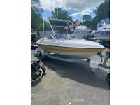 Fletcher Arrowstreak 17 GTS speedboat