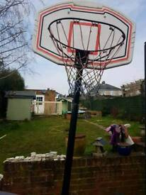 Basket Ball Hoop and Stand