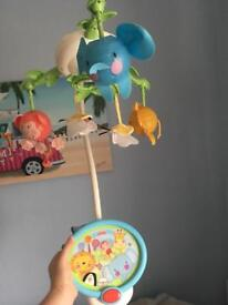 Fisher price moblie