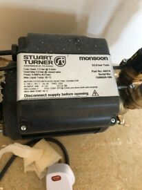 Stuart Turner Moonson shower pump