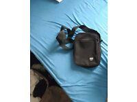 Black Mckenzie pouch bag