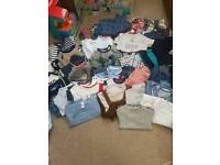 baby boy clothes 3-6 months