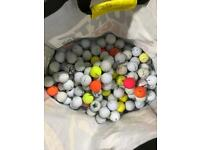 175 used golf balls 20p each