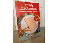 MOVING OUT SALE!! Reeves A2 Art & Craft Work Station - Artist Drawing Board