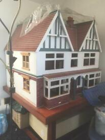 Dolls house project one of a kind