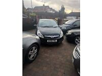 VAUXHALL CORSA 2006 56 PLAT 3 DOOR IN BLACK GRAB A BARGAIN PX TO CLEAR