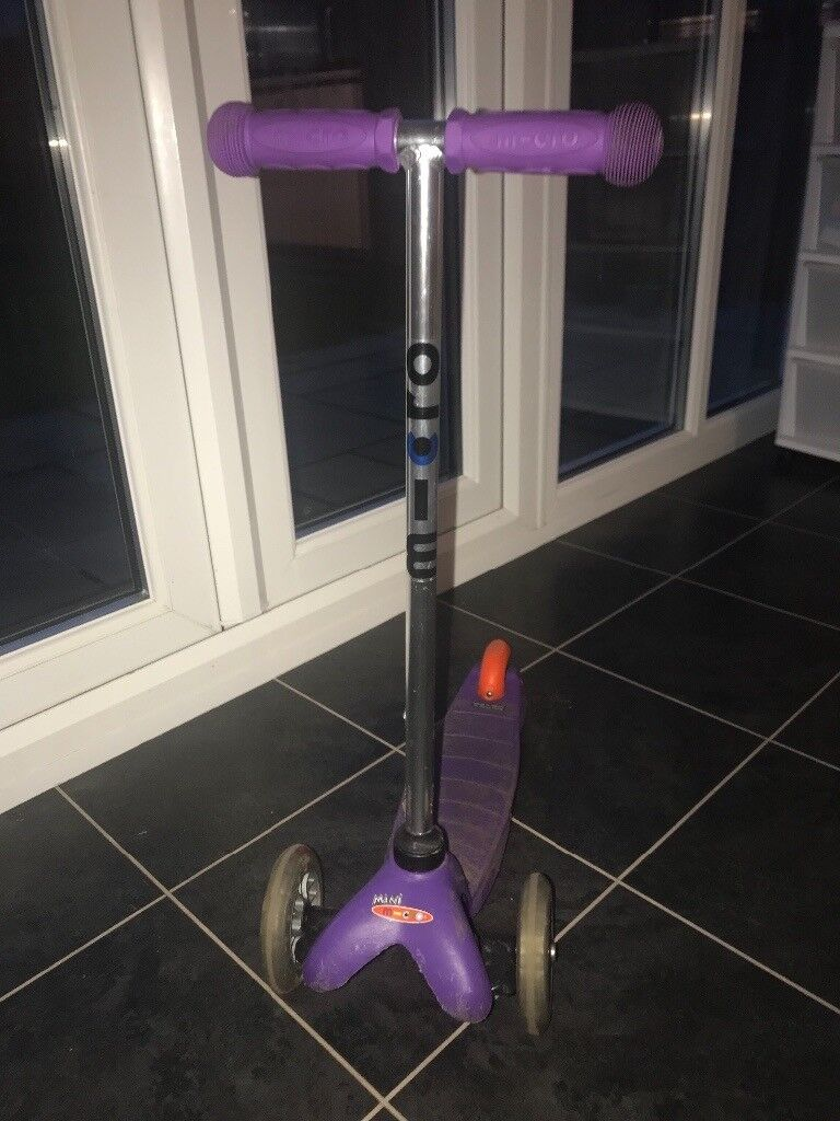 Micro mini scooter and Batman scooter for sale